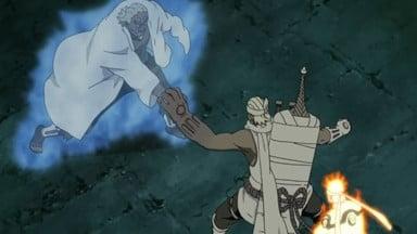 Naruto Shippūden Season 13 :Episode 282  The Secret Origin of the Ultimate Tag Team!