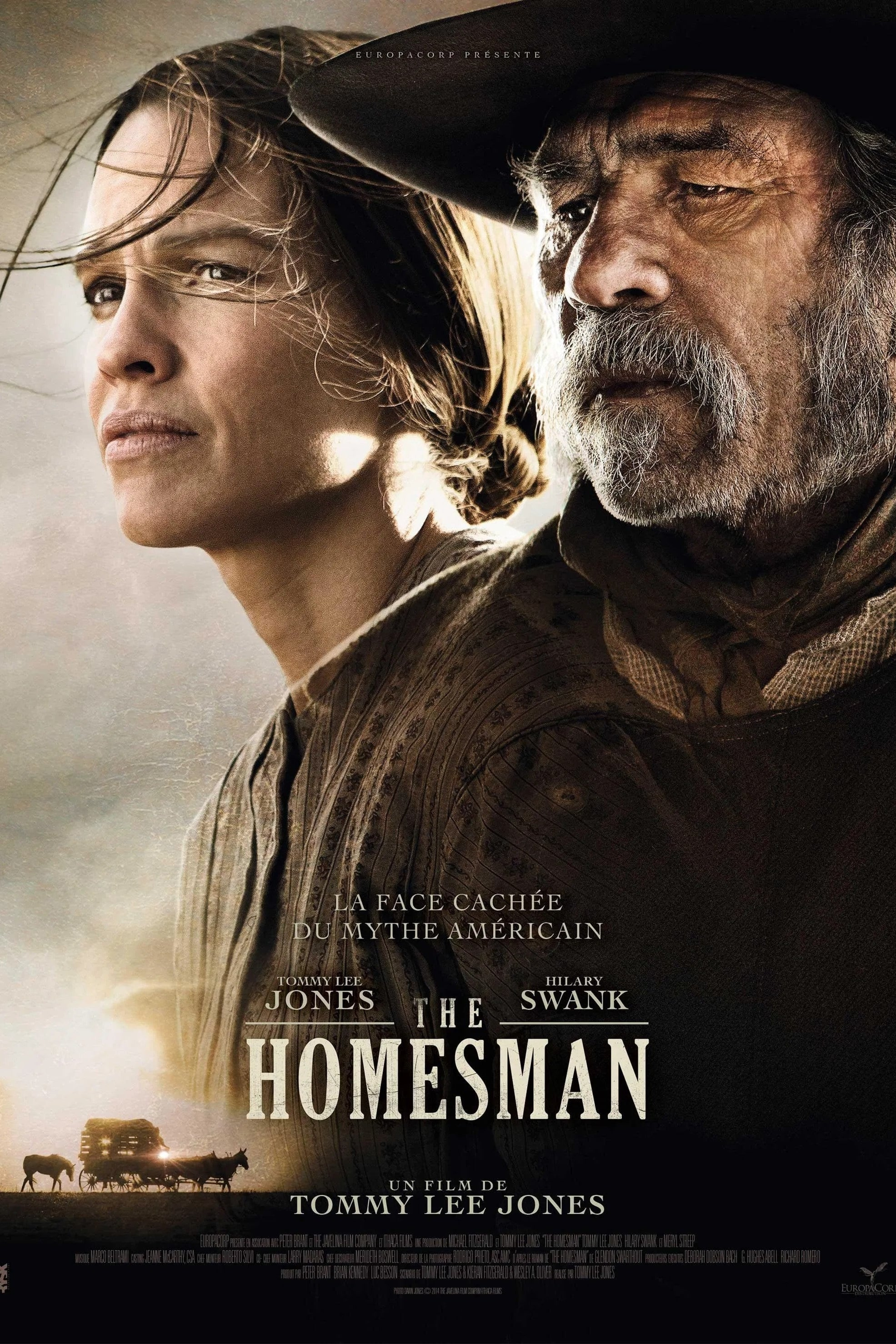 The Homesman streaming sur zone telechargement