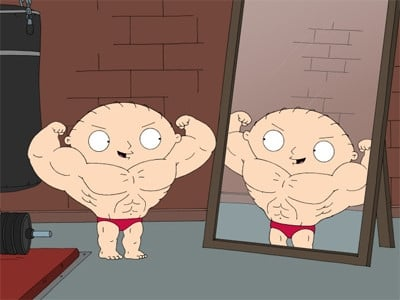 Family Guy Season 7 :Episode 13  Stew-Roids