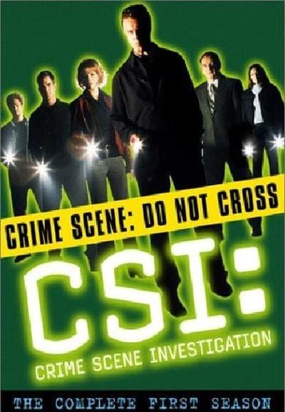 CSI - Den Tätern auf der Spur Season 1