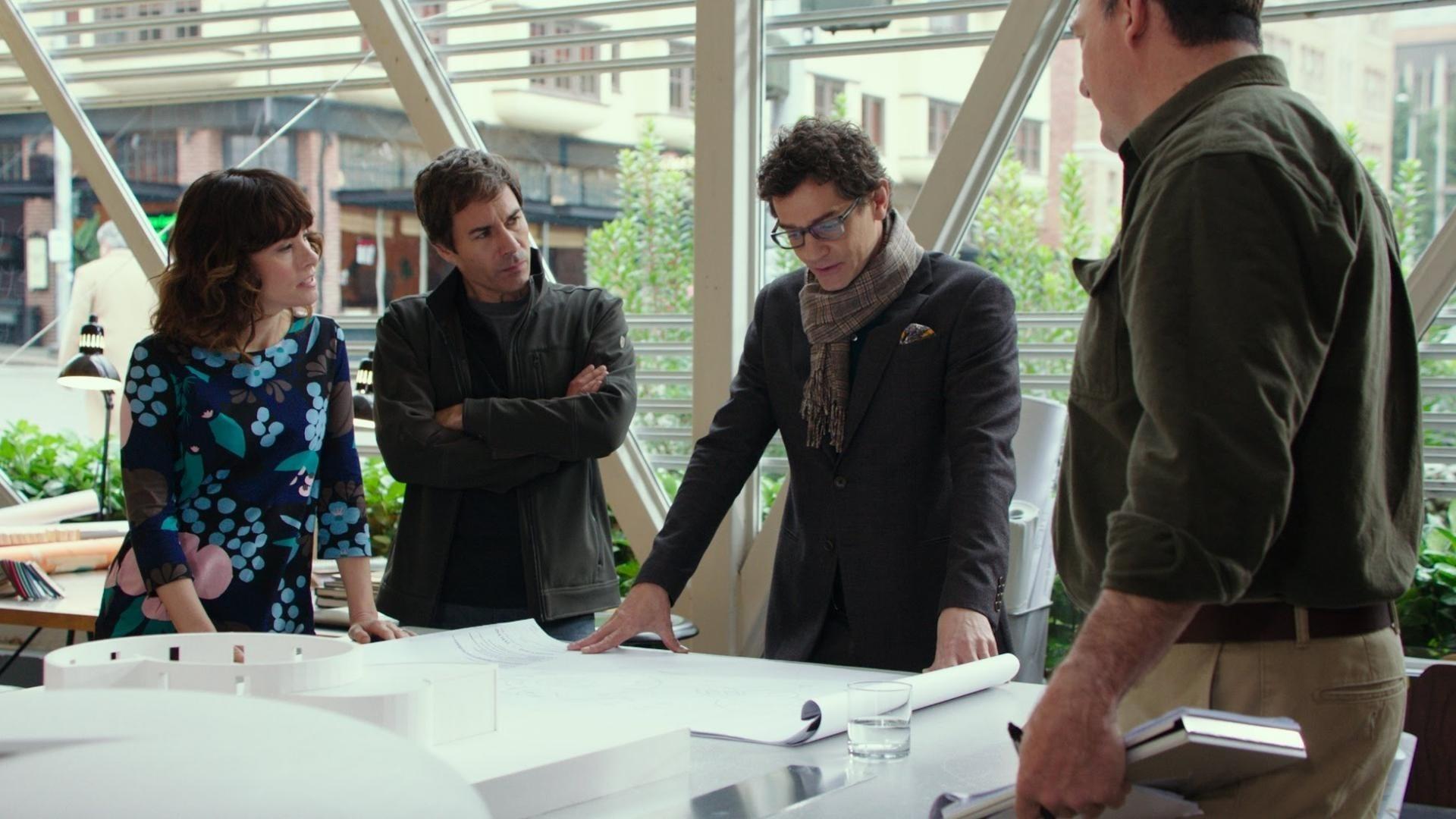 Descargar El arquitecto Castellano por MEGA.