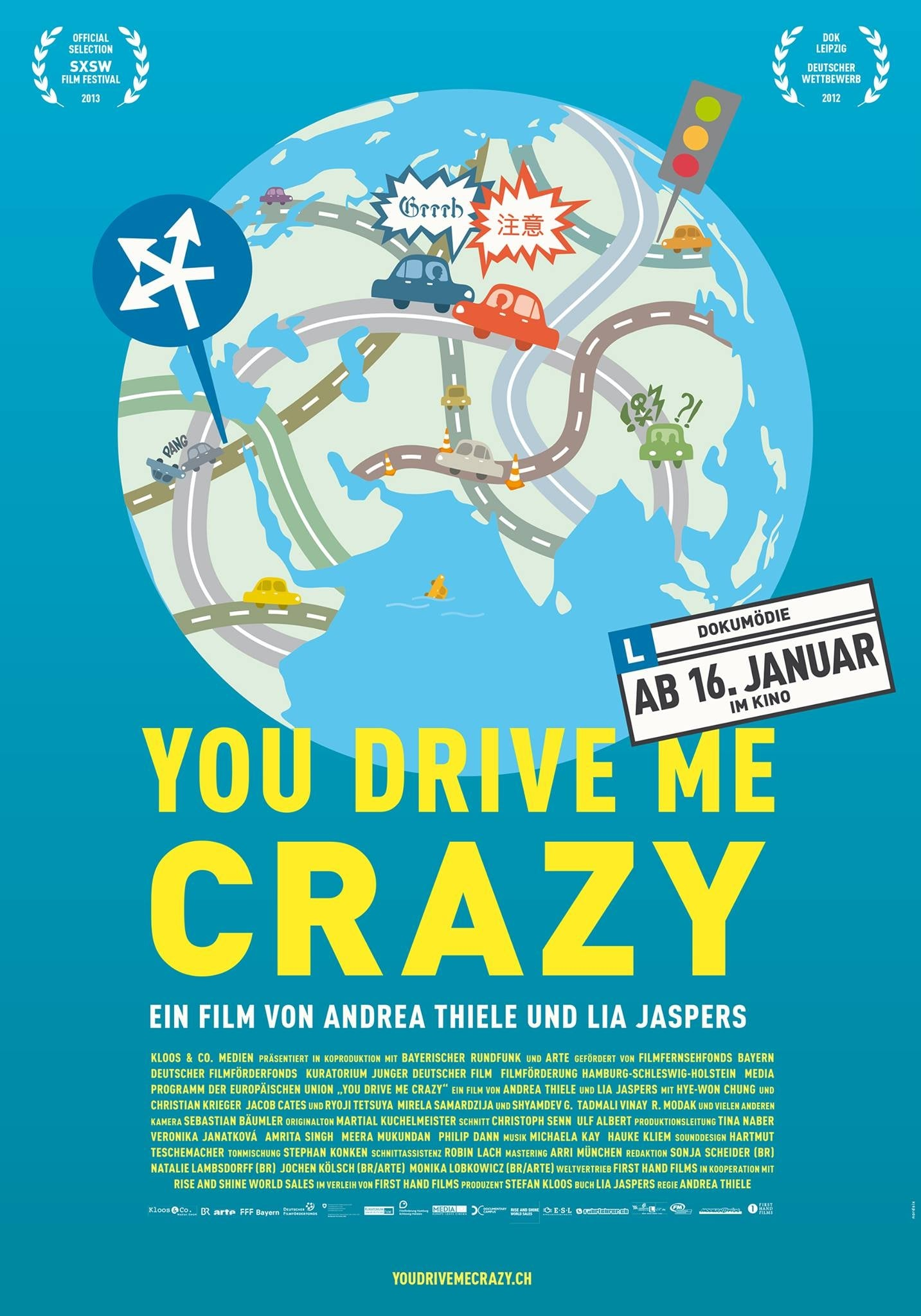 You Drive Me Crazy on FREECABLE TV