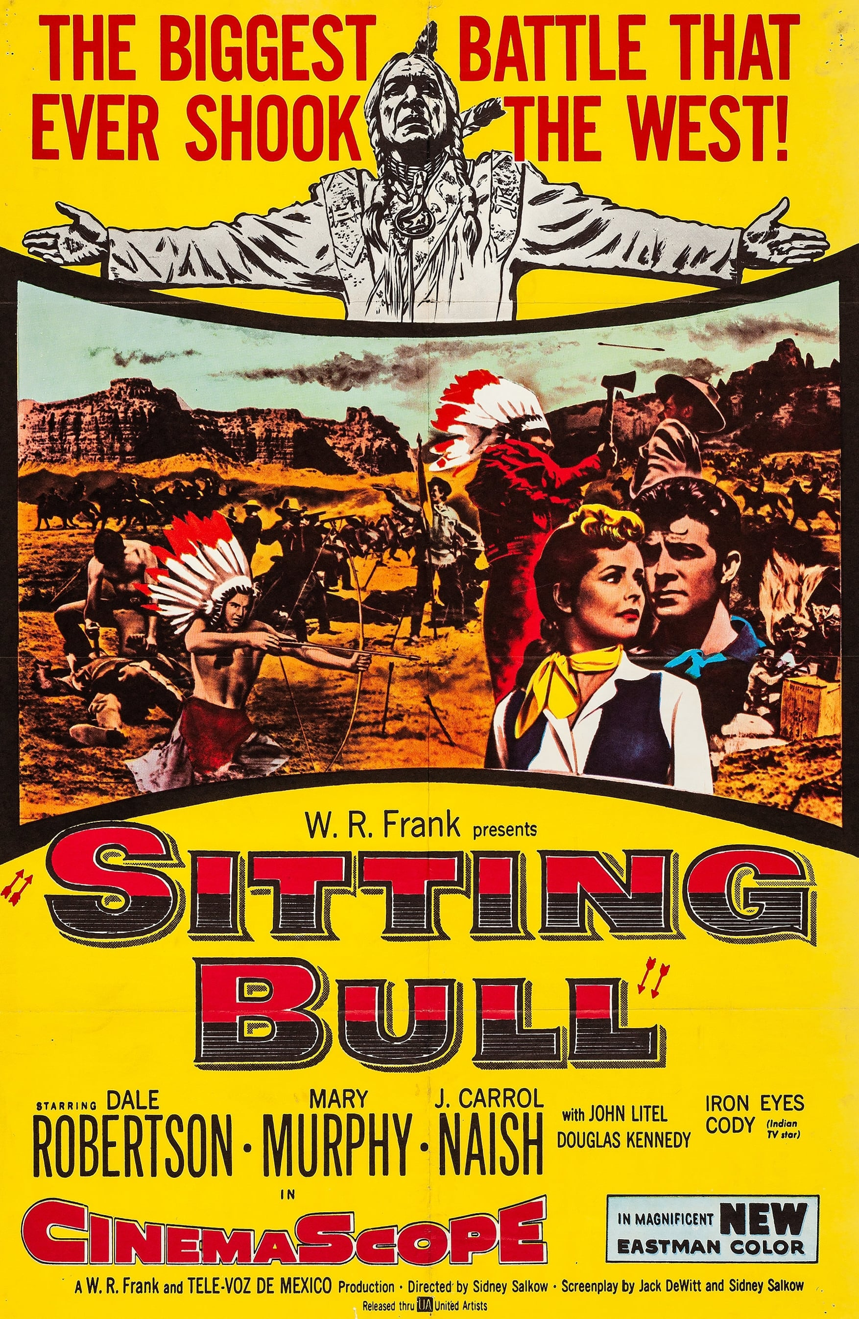Sitting Bull on FREECABLE TV