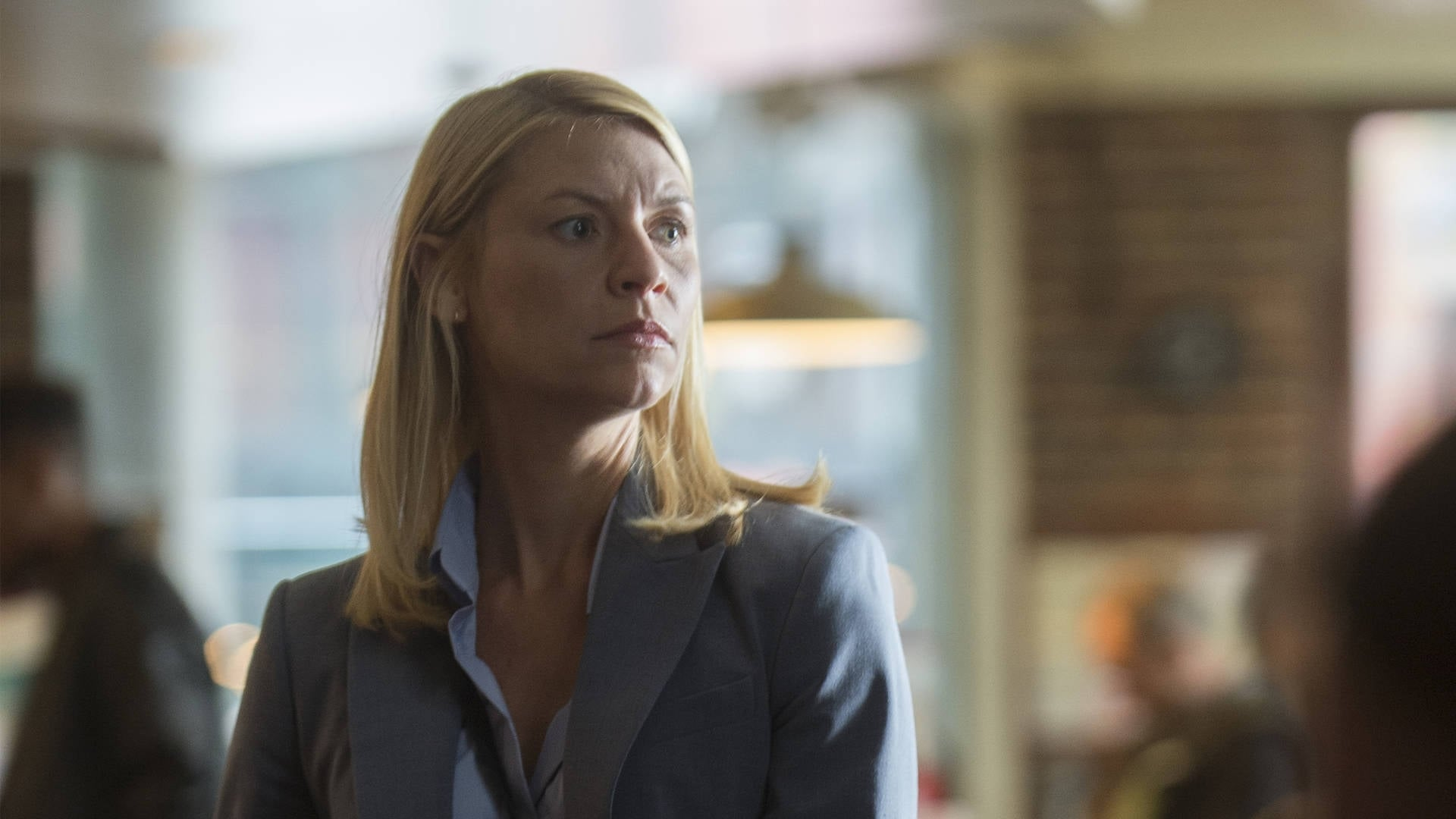 Homeland Season 7 :Episode 1  Enemy of the State