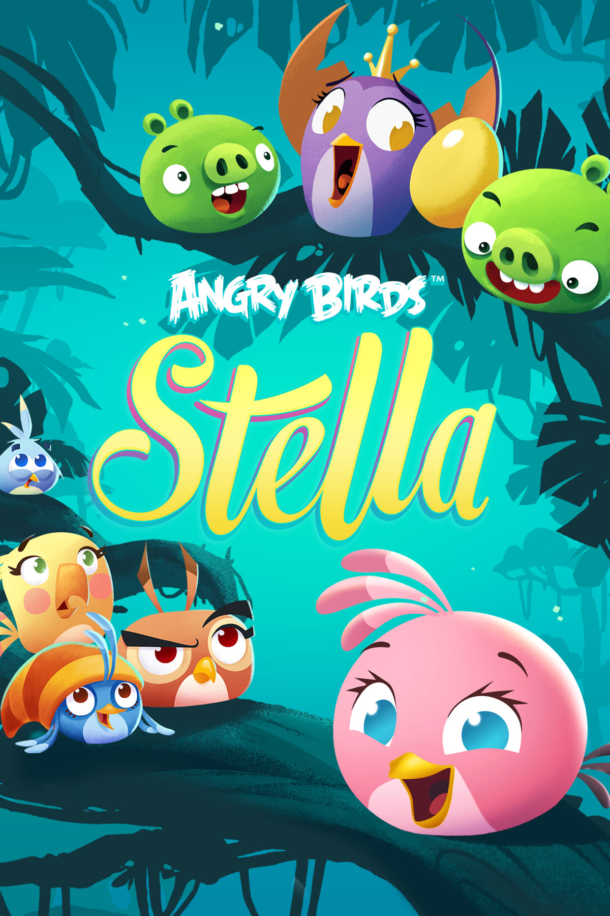 Angry Birds Stella (2014)