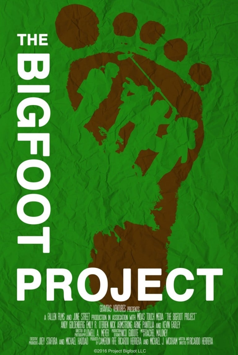 Ver The Bigfoot Project Online HD Español (2014)