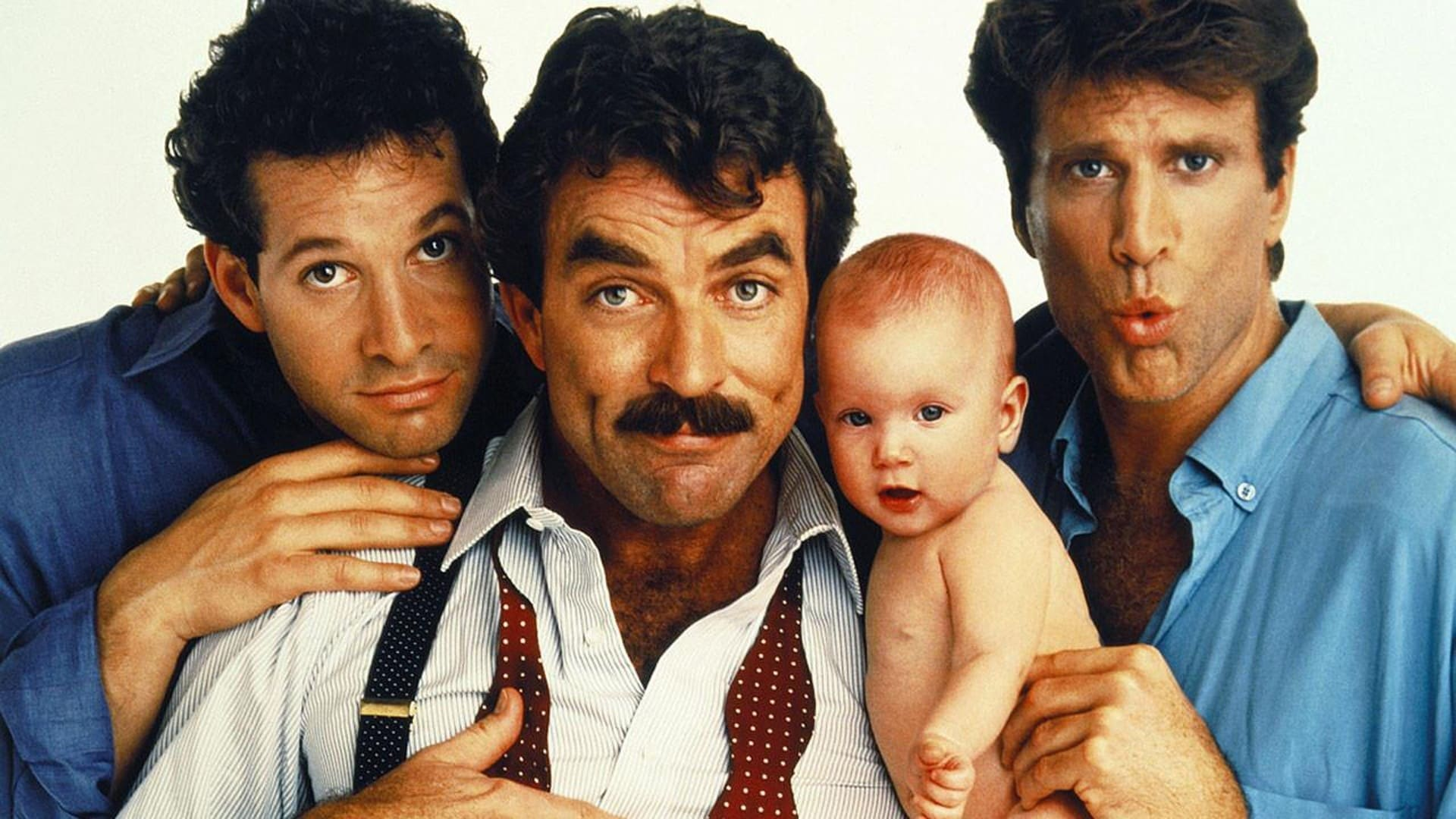 3 Men and a Baby Trailer