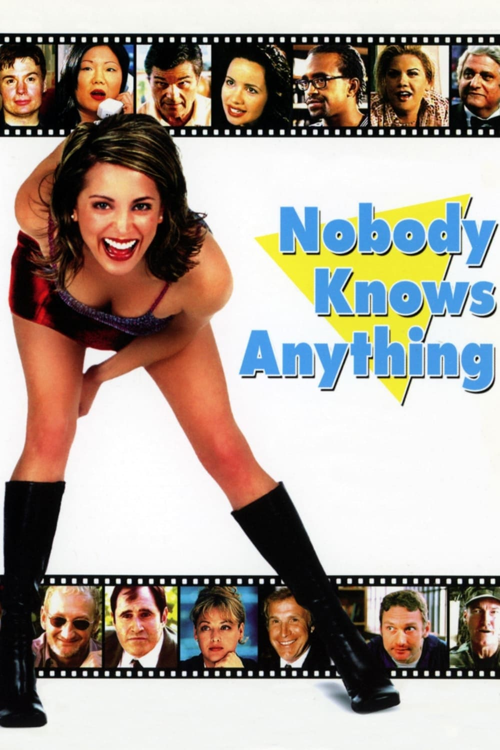 Nobody Knows Anything! on FREECABLE TV