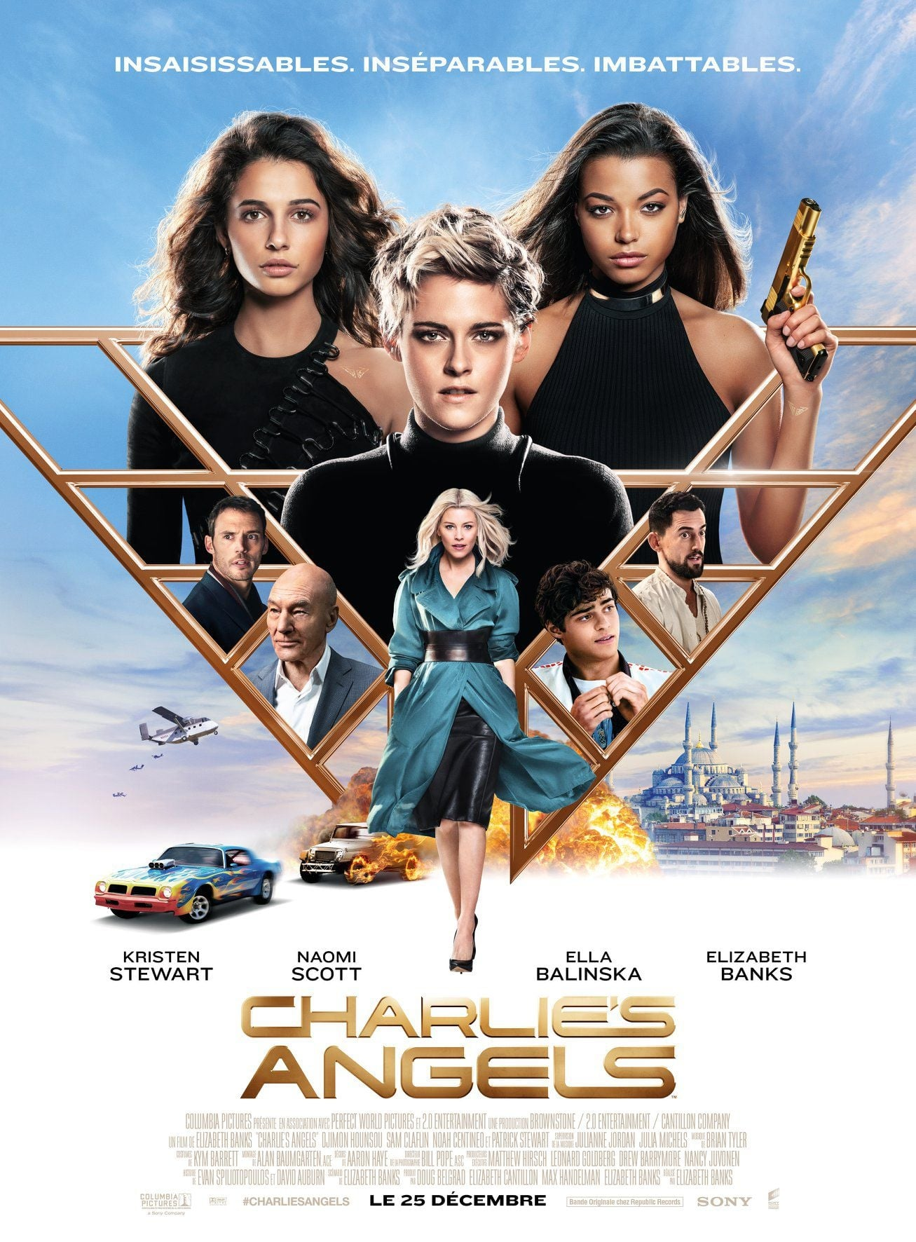 Charlie's Angels streaming