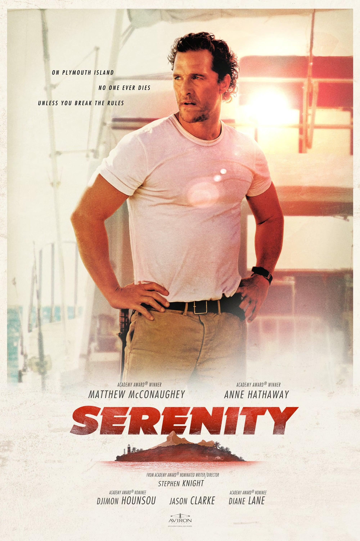 Poster and image movie Film Calmul dinaintea furtunii - Serenity - Serenity 2018