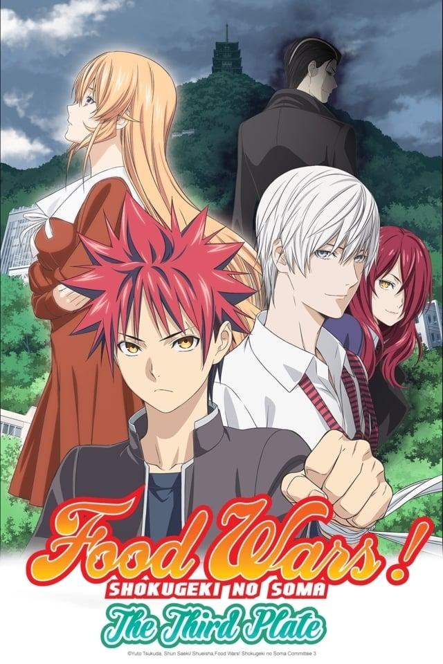 Food Wars!: Shokugeki no Soma Season 3