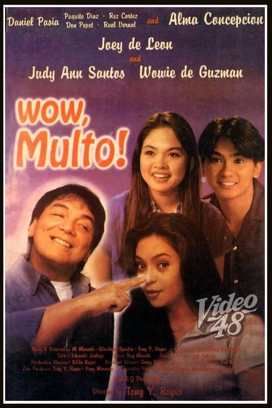 Ver Wow… Multo! Online HD Español (1997)