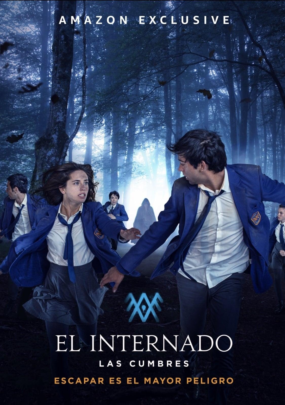The Boarding School: Las Cumbres Season 1