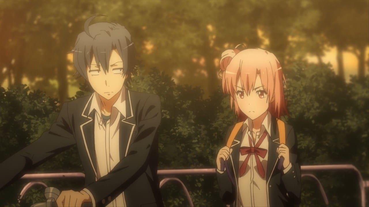 My Teen Romantic Comedy SNAFU Season 2 :Episode 4  And Yuigahama Yui Makes a Declaration