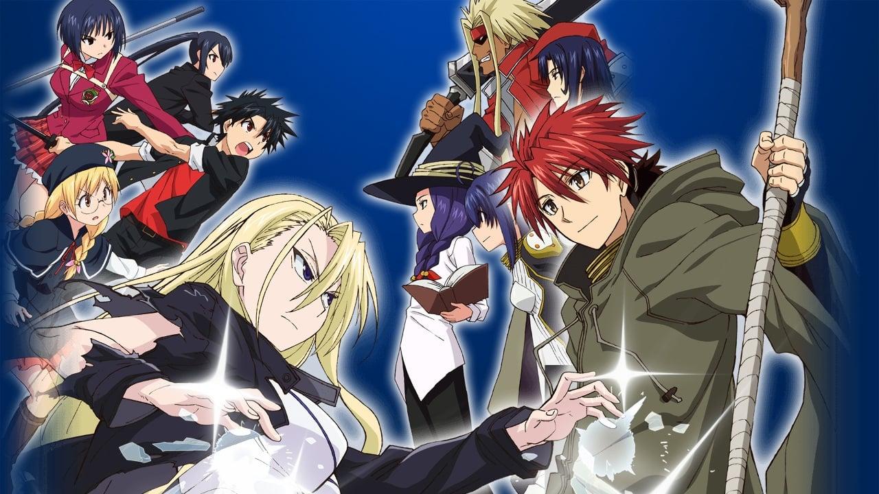 UQ HOLDER!: MAHOU SENSEI NEGIMA! 2 - 12/12 + OVA 03/03