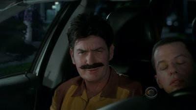 Two and a Half Men Season 7 :Episode 17  Ich habe deinen Schnurrbart gefunden