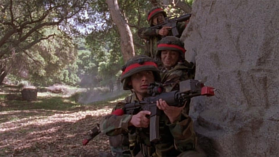 Reese Joins The Army (2)-Azwaad Movie Database