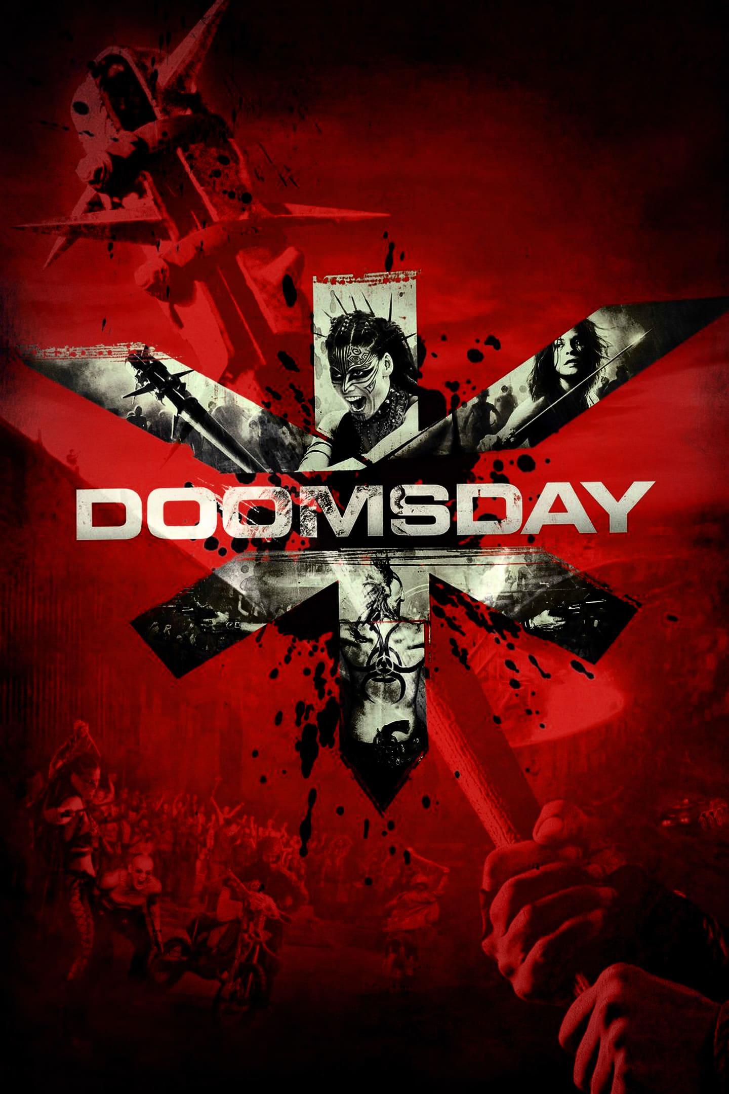 doomsday 2008 posters � the movie database tmdb