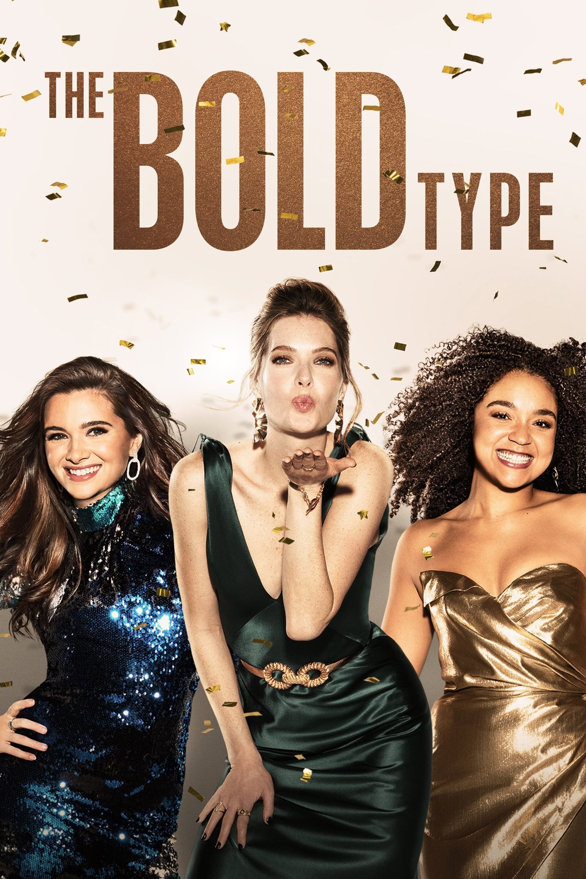The Bold Type TV Shows About Female Friendship