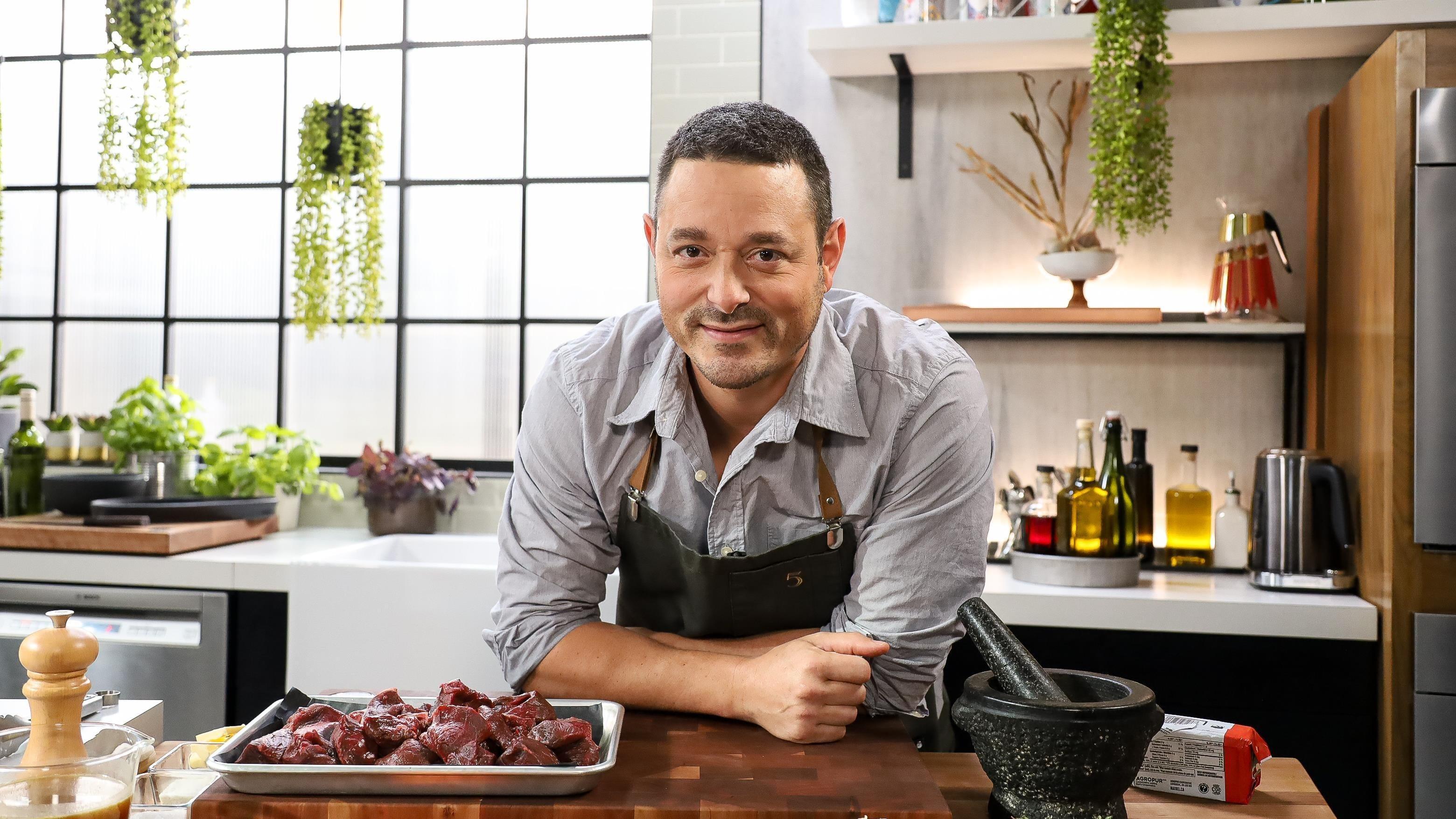 5 chefs dans ma cuisine Season 1 :Episode 45  Episode 45