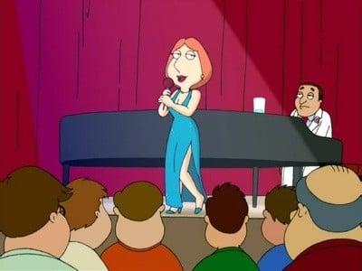 Family Guy Season 1 :Episode 4  Mind Over Murder