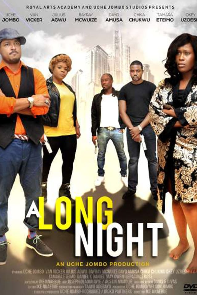 Ver A Long Night Online HD Español ()