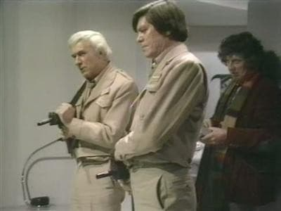 Doctor Who Season 12 :Episode 18  Revenge of the Cybermen, Part Two