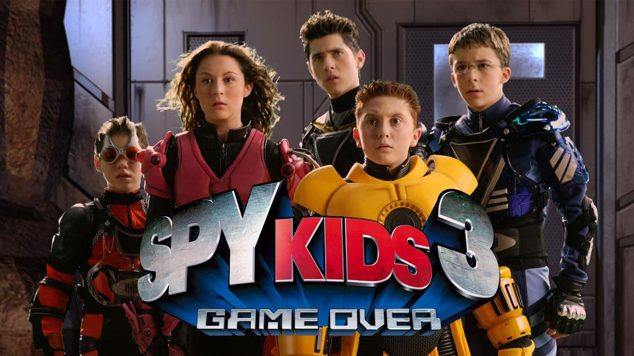 Spy Kids 3-D: Game Over Trailer