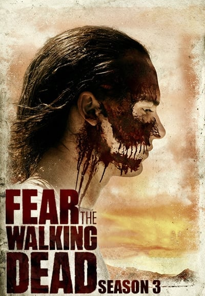 Fear the Walking Dead 3º Temporada (2017) Blu-Ray 720p Download Torrent Dub e Leg