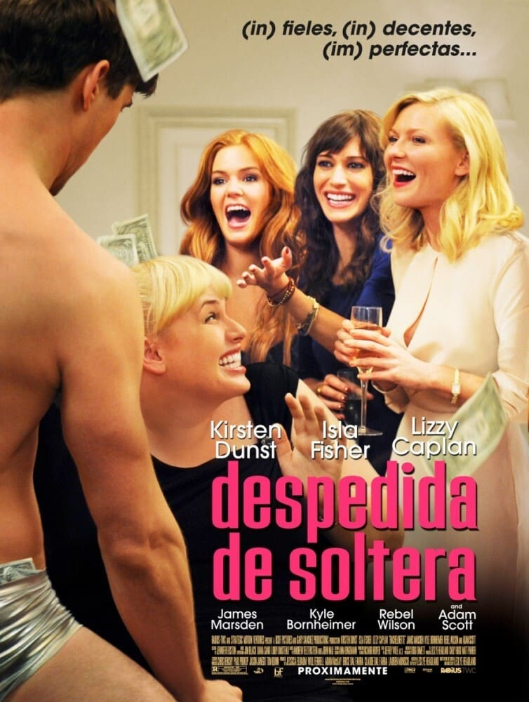Watch Bachelorette (2012) Online BrRip 1080