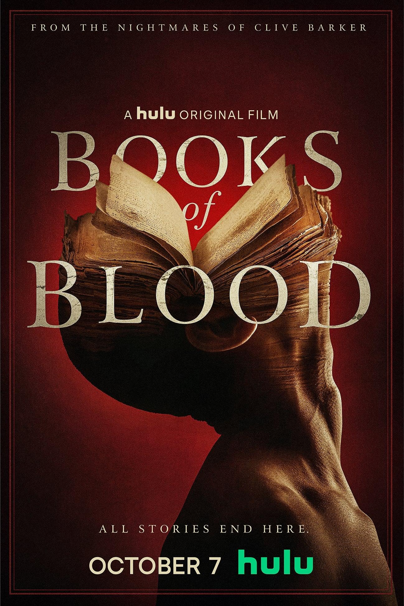 Books of Blood (2020) online ελληνικοί υπότιτλοι