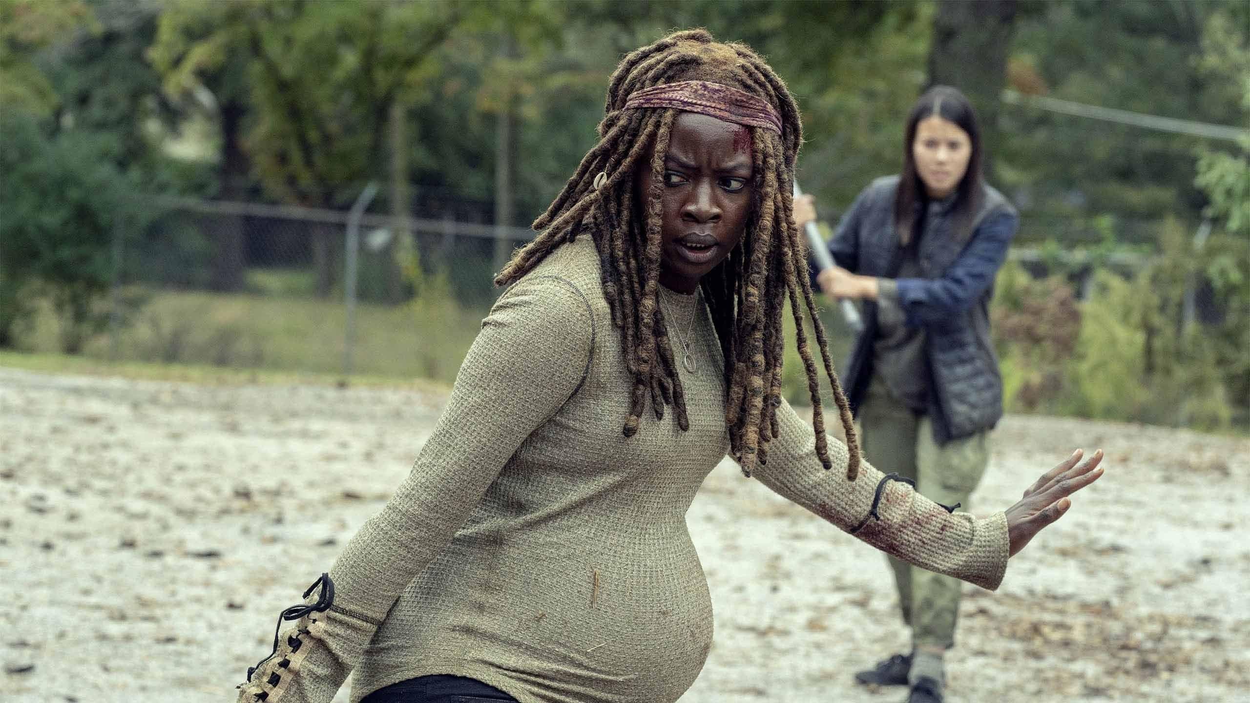 The Walking Dead Season 9 :Episode 14  Scars
