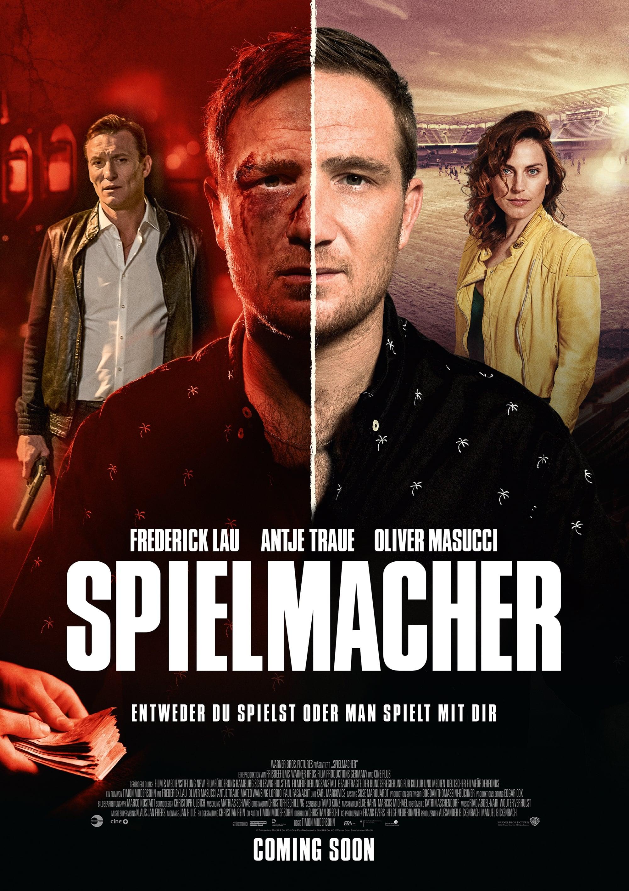 Ver Spielmacher Online HD Español (2018)