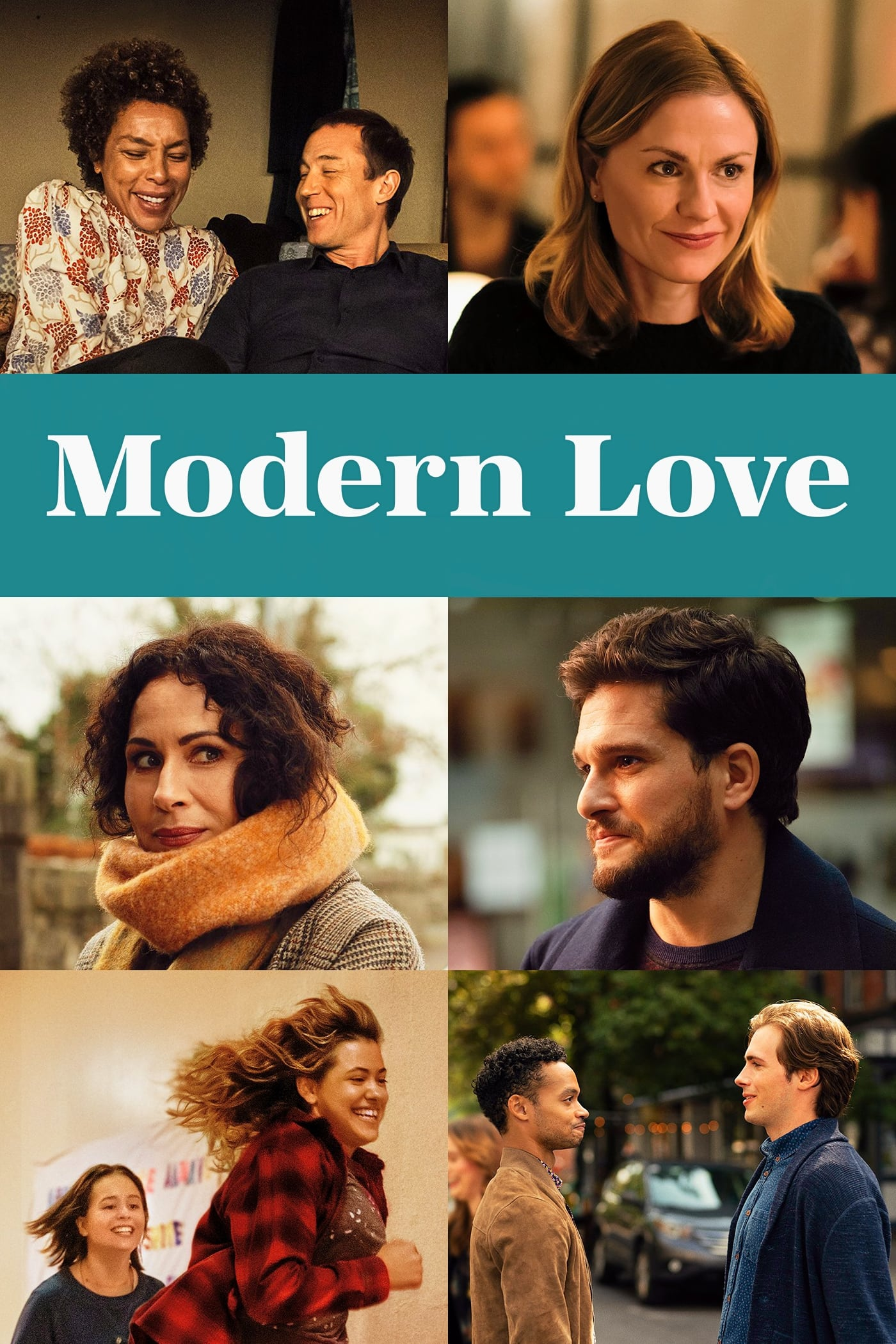 Modern Love TV Shows About Newspaper