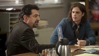 Criminal Minds Season 5 :Episode 15  Public Enemy
