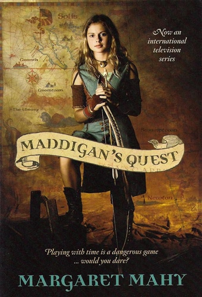 Maddigan's Quest TV Shows About Quest