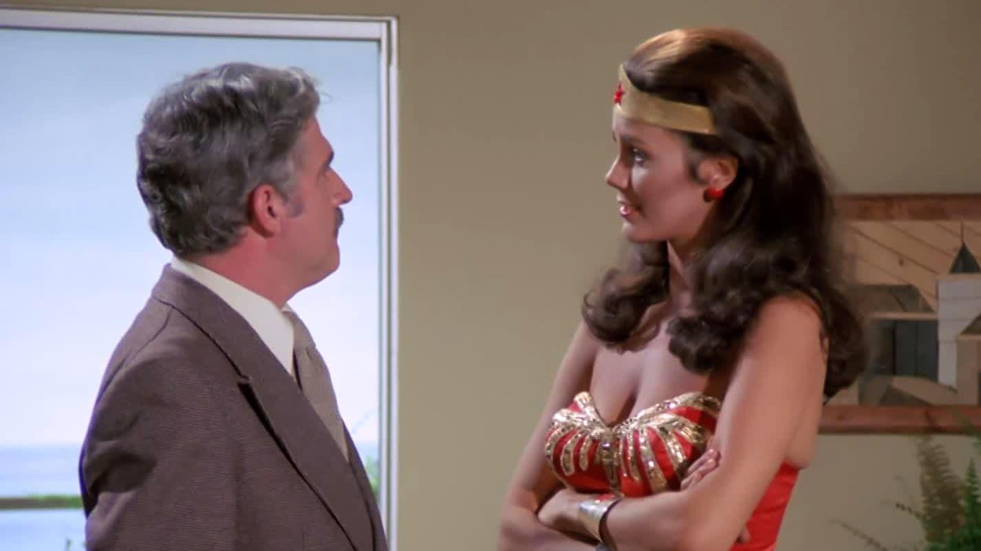 Wonder Woman Season 3 :Episode 8  Skateboard Wiz