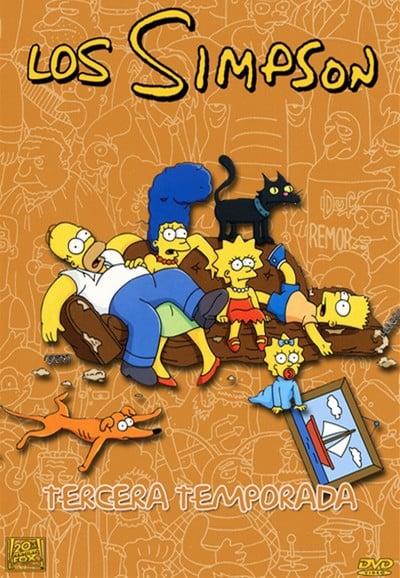 Los Simpson Season 3