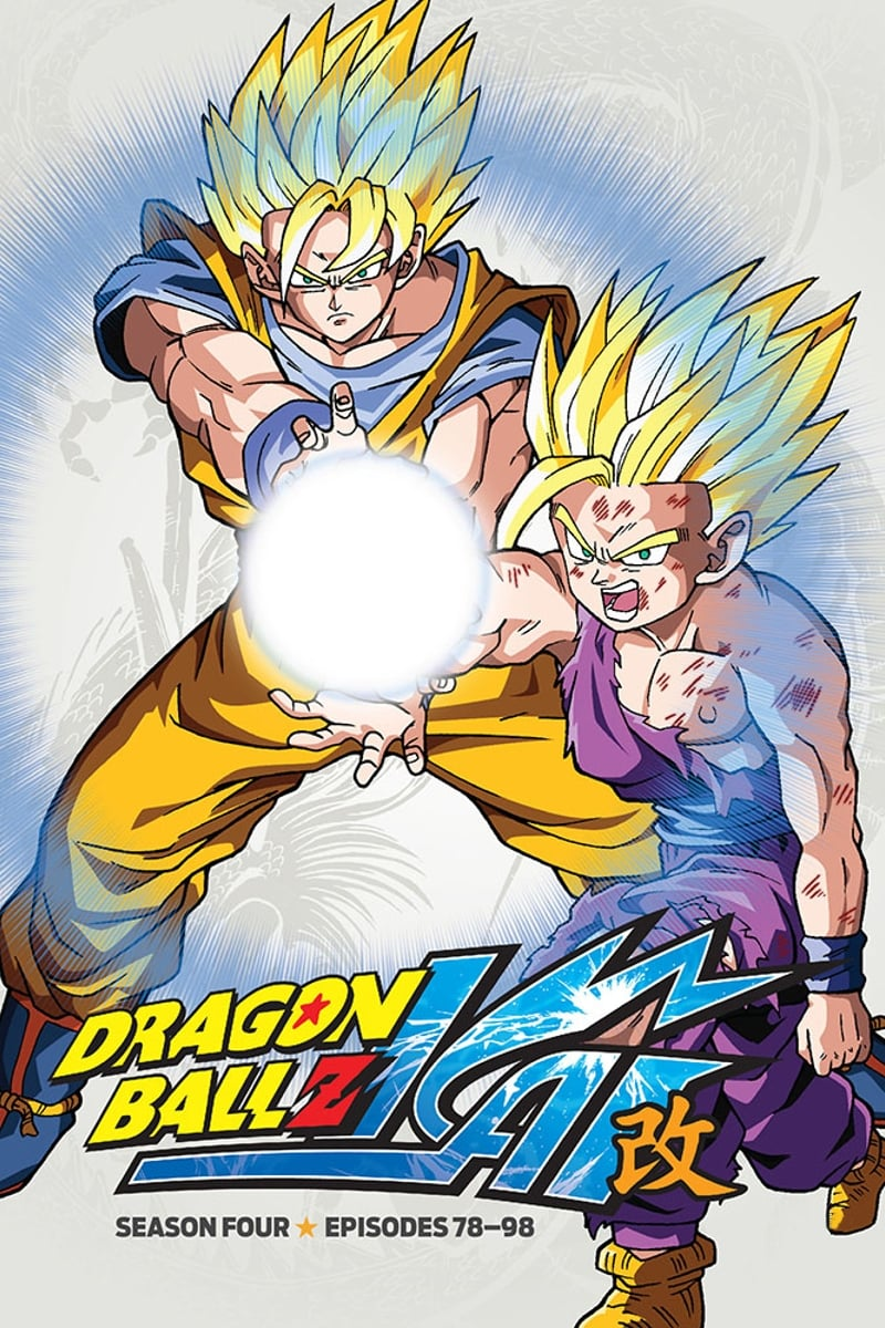 Dragon Ball Z Kai Season 4