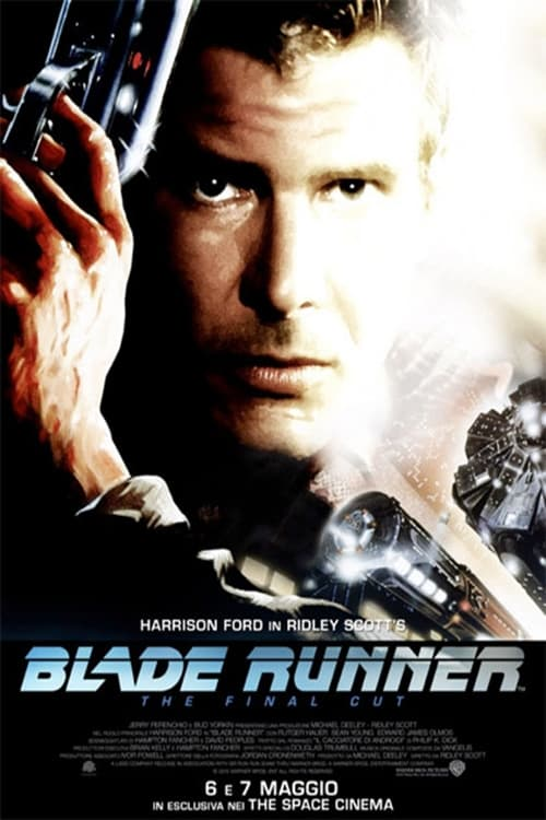 Ver Blade Runner: The Final Cut Online HD Español ()