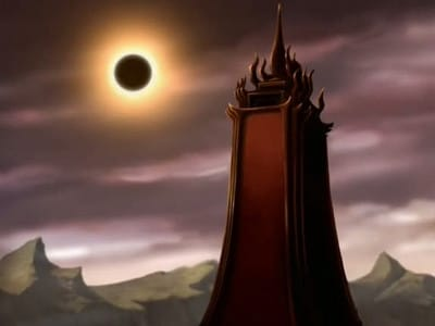 Avatar - Der Herr der Elemente Season 3 :Episode 11  Der Tag der schwarzen Sonne (2)