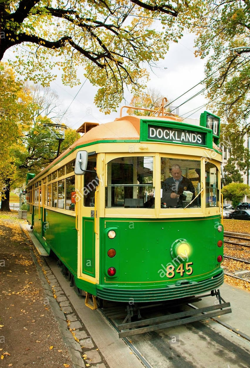 Melbourne Trams (1962)