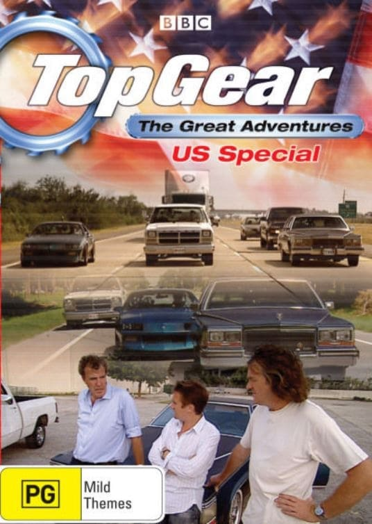 Ver Top Gear: The Great Adventures (US Special) Online HD Español ()