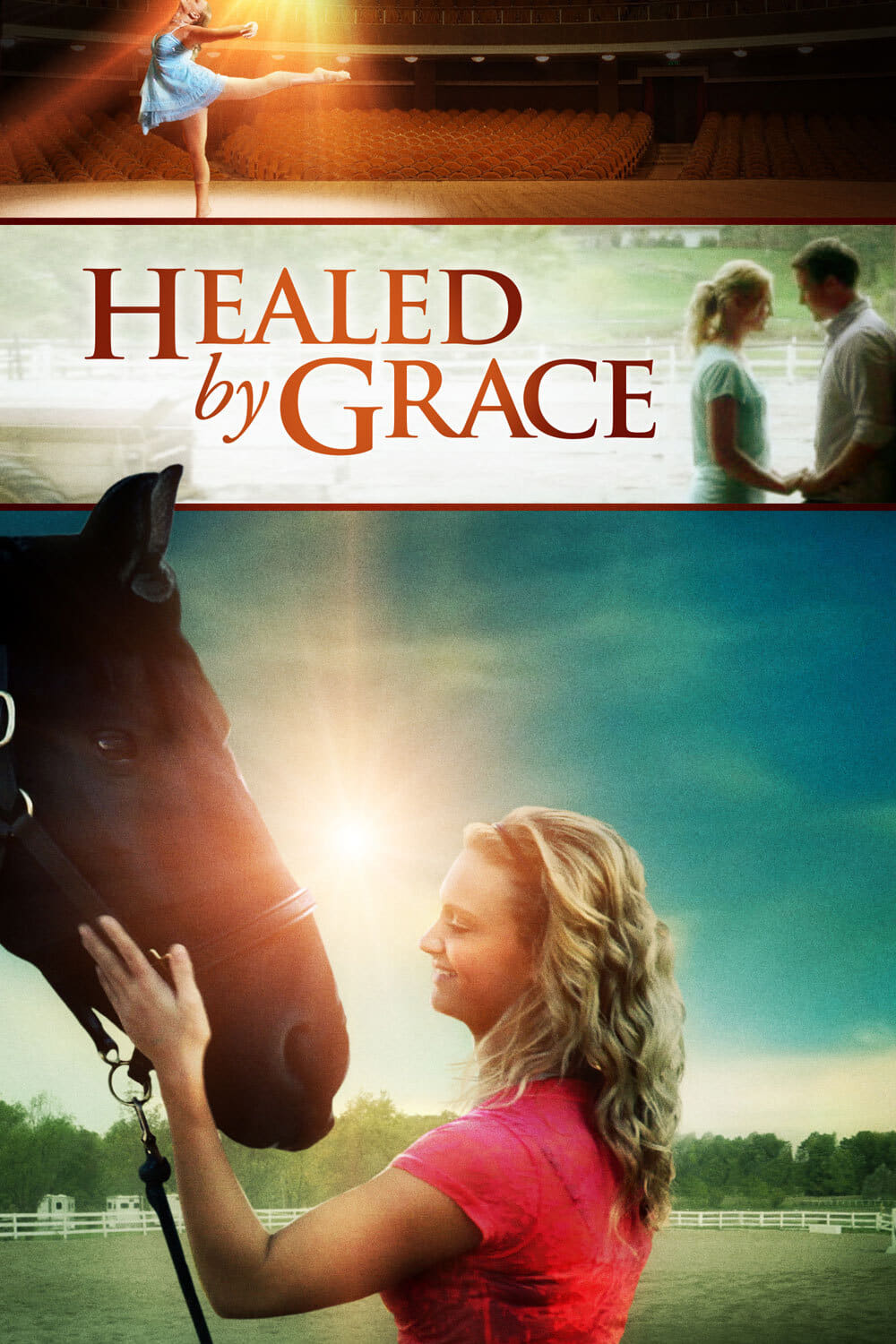 Healed by Grace on FREECABLE TV