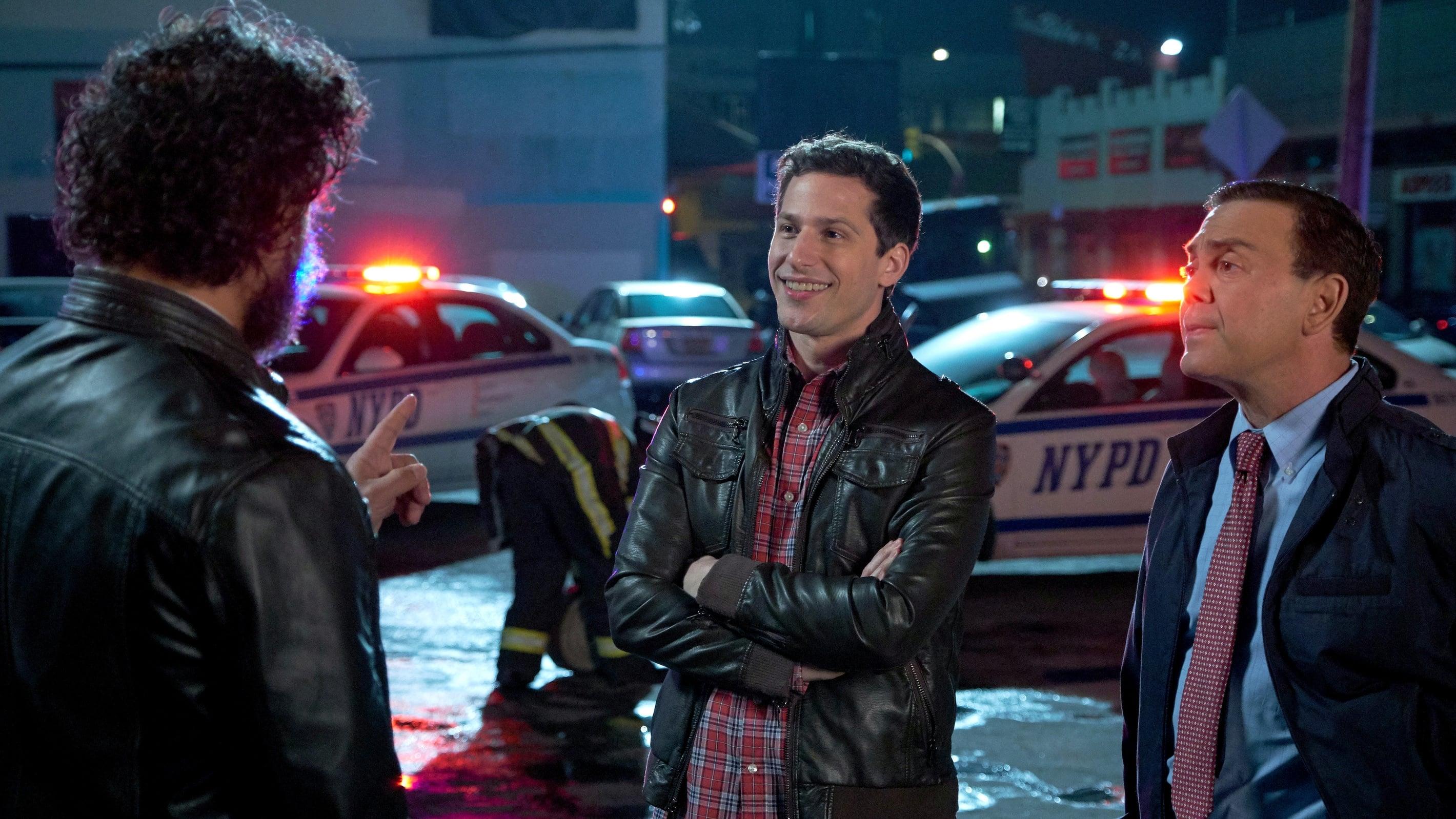 Brooklyn Nine-Nine - Season 5 Episode 18 : Gray Star Mutual
