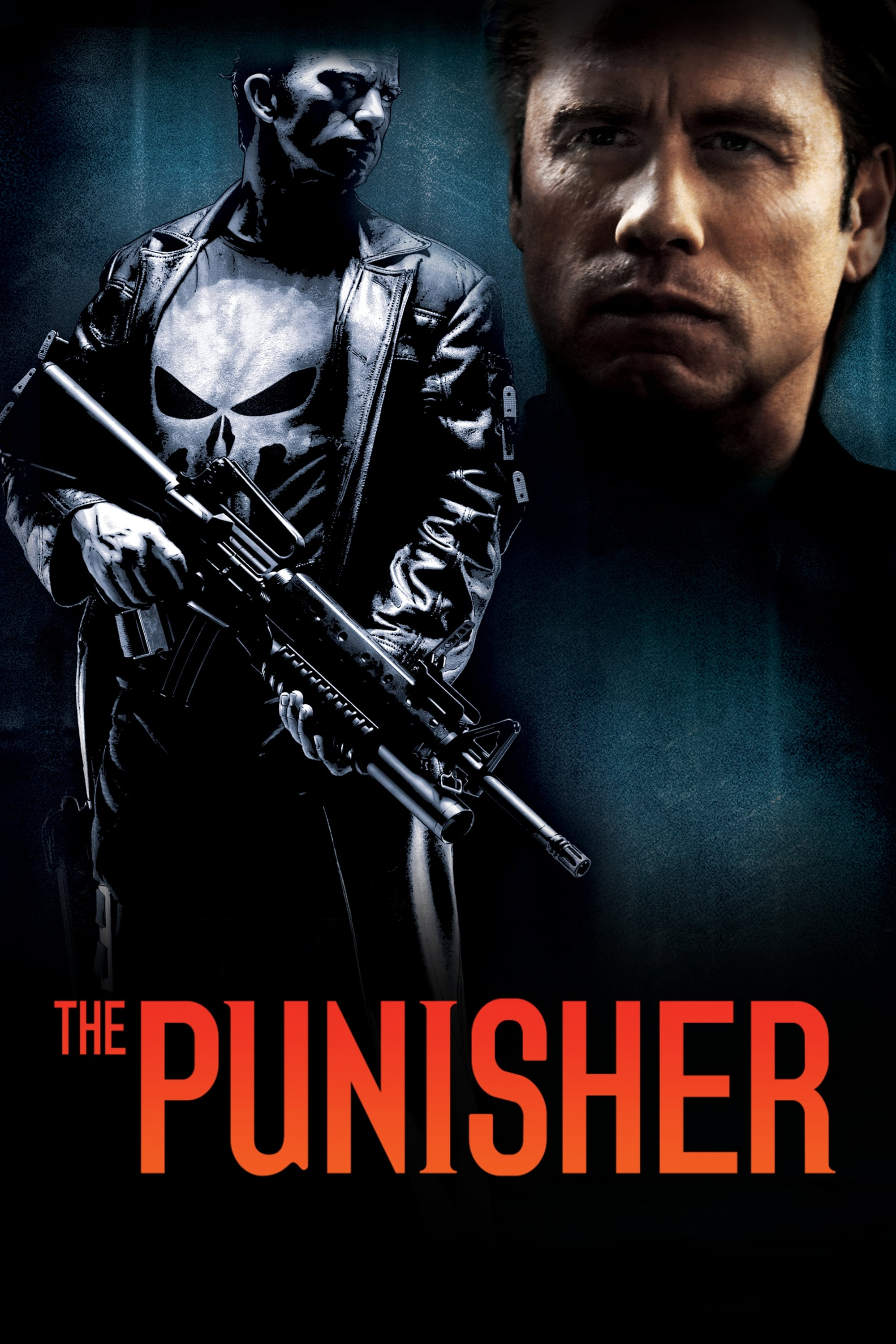 The Punisher (2004) - Posters — The Movie Database (TMDb)