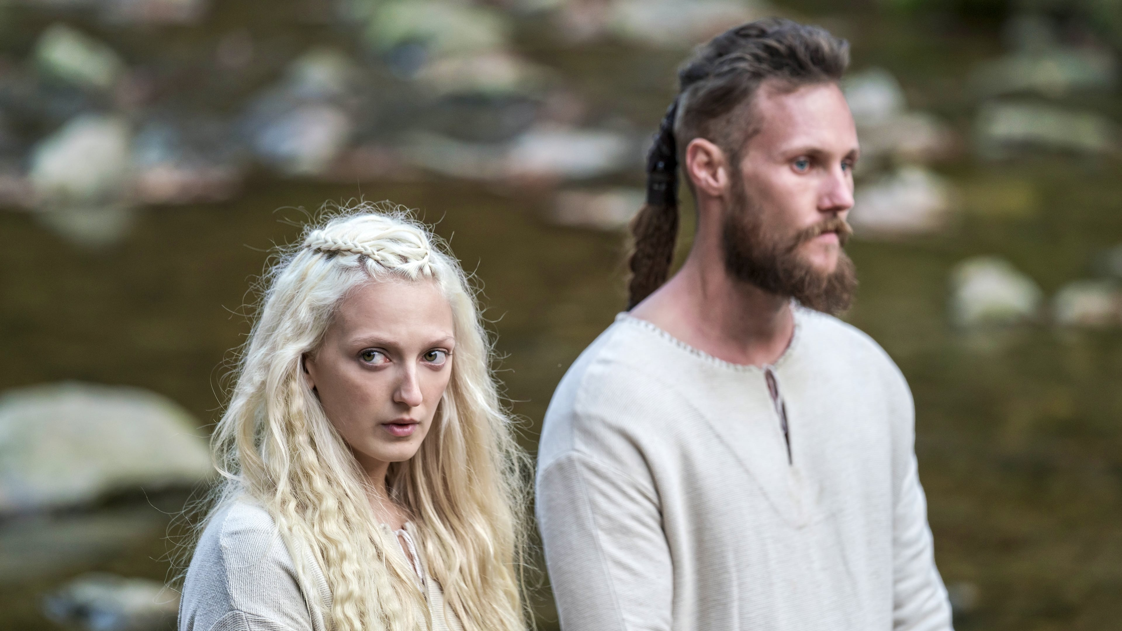 Vikings Season 5 :Episode 13  A New God