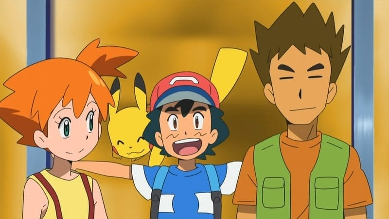 Pokémon Season 20 :Episode 42  Alola, Kanto!
