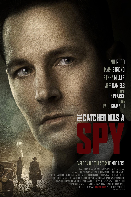 o apanhador era um espião