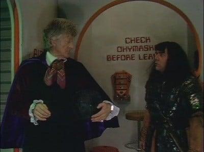 Doctor Who Season 9 :Episode 17  The Mutants, Episode Three